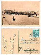 Riva - viagg per la Cecoslovacchia nel 1912 - 2205 E Annullo e francob Austriaco