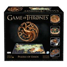 Game of Thrones Esso 4D Puzzle