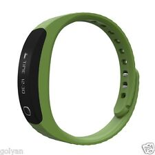 Intex Fitrist Smart Band, Health Band –Call Alert, Fitnes Tracker Military Green