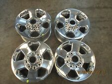 2014-16 Dodge Ram 2500HD 3500HD 17 in polished aluminum wheels 5PL2AAAAA Holl #2
