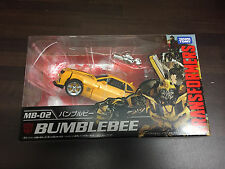 Transformers Movie Annivesary MB-02 Bumblebee NEW