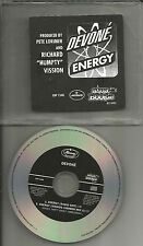 DEVONE Energy w/ RARE MIX & EDIT PROMO DJ CD single RICHARD HUMPTY VISSION 1995
