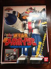 Denti Super Sentai Megaranger BANDAI DX MEGA VOYAGER power rangers space