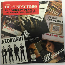 THE ULTIMATE INDIE COLLECTION PROMO CD KILLERS RAZORLIGHT NOAN&THE WHALE