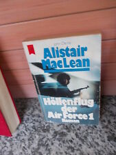 Höllenflug der AirForce1, von Alistair MacLean & John Denis
