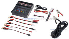 Thunder AC6 Smart LiPo Balance Charger/Discharger w/Extra Adapters & PC Software