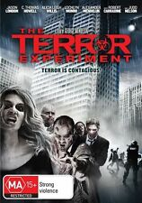 The Terror Experiment (DVD, 2012)