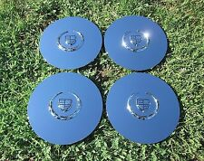 Cadillac Escalade CHROME wheel center caps hubcaps EXT ESV 4575 set of 4 new