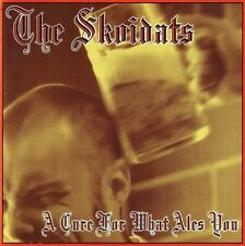 THE SKOIDATS - A CURE FOR WHAT ALES YOU (New & Sealed) CD Ska Punk OI