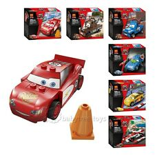 Enlighten Building Blocks Lot Cars Plastic Bricks Kids Blocks Toys 6 sets/lot