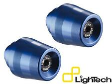 KTM022 LIGHTECH CONTRAPPESI BILANCIERI ERGAL BLU per DUCATI Monster 1100 2012