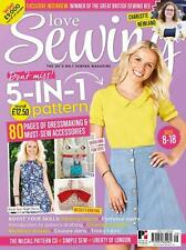 LOVE SEWING MAGAZINE FREE SIMPLE SEW 5 IN 1 CHELSEA SEWING PATTERN SEWING GUIDE