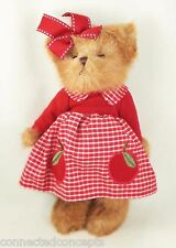 Autumn Bearington Bears - Candi Apple (179909) RETIRED FALL 2012 NEW!
