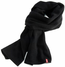 MENS LEVIS RED TAB FASHION SCARF STYLE NAME LIMIT - BLACK