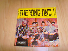"7"" single vinyl record The king and I"