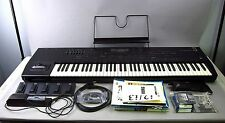 Korg I2 Interactive Music Workstation with Stand, Presets, Pedal, Switch, Midi