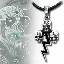 Alchemy UL13 T.C.B. (Taking Care Of Business) Pewter Pendant BRAND NEW