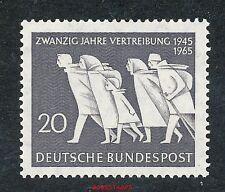 W Germany 1965 East German Refugees SG 1400 UM