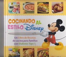 Dishing It Up Disney Style Familias Con Diabetes Tipo 1 In Spanish (E1-64)