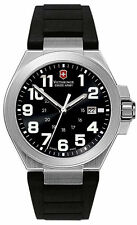 NEW Victorinox Swiss Army Active Convoy Men's Quartz Watch 241162 black