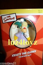 Sideshow Simpsons Krusty the Clown Bust Limited Edition of 2000