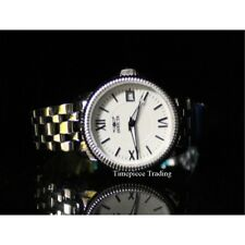 Invicta Specialty Collection Swiss Quartz White Dial Silver SS Women's Watch