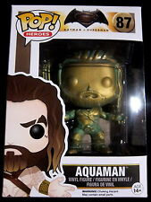 Batman vs Superman - Aquaman Bronzed Patina - Vinyl Figur - Limited - Funko Pop!