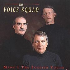 Many's the Foolish Youth * by The Voice Squad (CD, Jan-1996, Tara (Ireland))