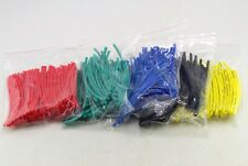 200pcs 1.5mm(ID) length 10cm Red Insulation Heat Shrink Tubing Wire Cable Wrap