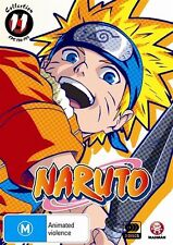 Naruto (Uncut) Collection 11 (Eps 136-149) DVD NEW