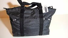 LeSportsac Jet Set Pin Dot Print - Small Carryall Handbag *NWT*