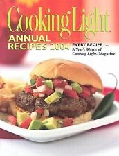Cooking Light Annual Recipes 2004 (2003, Hardcover)