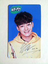 EXO K M Sunny 10 Event [ Official ] Photocard Photo Card  B type - Chen