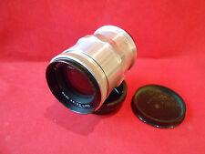 Objektiv Lens Sonnar 4/135mm für Praktina