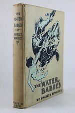 The Water Babies - Charles Kingsley 1900 Illustrated Hardcover