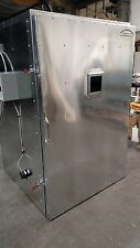 powder coat coating electric curing oven    NEW   DELUXE model