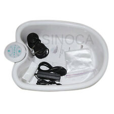 2016 ION IONIC DETOX FOOT Bath CLEANSE SPA WITH TUB