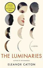 The Luminaries by Eleanor Catton (2013, Hardcover)