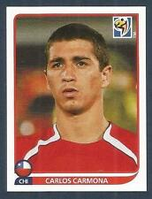 PANINI-SOUTH AFRICA 2010 WORLD CUP- #629-CHILE-CARLOS CARMONA
