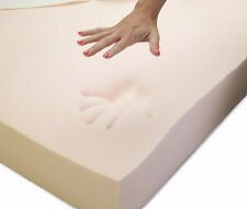 "DOUBLE 2 ""MEMORY FOAM MATRESS TOPPER"