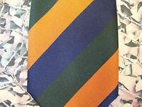 Kings Own Royal Border regimental (Stripe) Tie