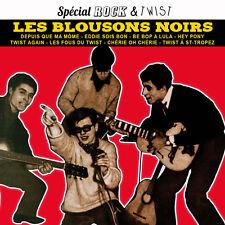 CD Les Blousons Noirs : Spécial rock & twist