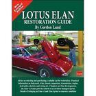 Lotus Elan Restoration Guide - new Enlarged Edition paper book