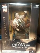 "Texas chainsaw massacre (remake) leatherface 12"" figure new boxed"