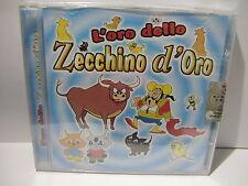 L'Oro dello Zecchino D'Oro NEW NUOVO SIGILLATO CD Musicale 8026877103943