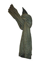 Scrim Scarf Olive Green - British Army - Genuine Issue - NEW