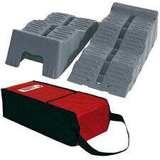 Fiamma Level Up & Storage Bag - Pair Of Levelling Ramps For Caravan or Motorhome