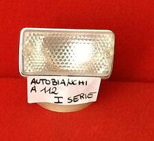 AUTOBIANCHI A112 ABARTH ELITE ELEGANT- FANALINO ANTERIORE SINISTRO COMPLETO.