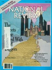 1987 National Review Magazine: Streets Paved With Gold Diggers/Gorbachev's Offer
