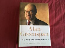 The Age of Turbulence : Adventures in a New World by Alan Greenspan (2007)